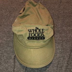 Whole Foods cap